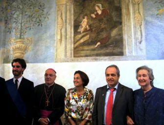 Una Madonna ritrovata per i 400 anni della Ghiara