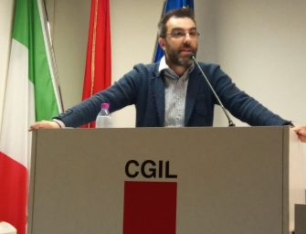 Mauro Nicolini eletto nuovo segretario della categoria sindacale Fp-Cgil di Reggio