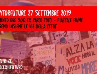 Sciopero clima, la Cgil Reggio in piazza con scuola e università