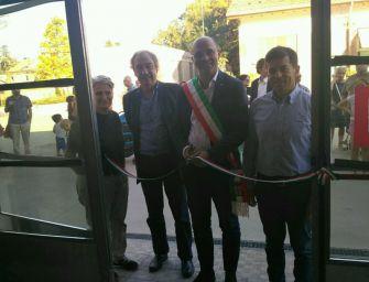 Reggio. Inaugurata in Polveriera la biblioteca dedicata a Ero Righi