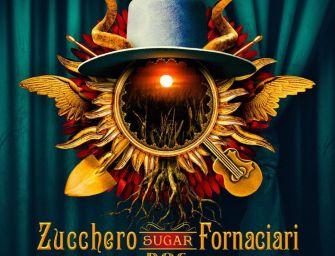 Svelato l'album di inediti di Zucchero