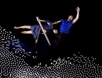 """Al Festival Aperto di Reggio """"Acqua Alta"""" tra digitale, circo e danza"""
