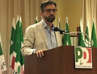 """Assemblea provinciale Pd Reggio, Costa: """"L'alleanza con il M5S passaggio obbligato per salvaguardare il Paese"""""""