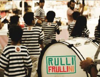 """Mercoledì 9 ottobre a Reggio la seconda prova gratuita del corso """"Banda Rulli Frullini"""""""