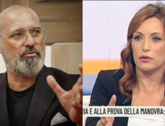Confronto tv Bonaccini-Borgonzoni