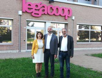 Cambio al vertice di Legacoop Emilia Ovest: Edwin Ferrari è il nuovo presidente