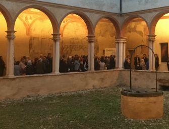 Reggio. Tutti in fila ai Chiostri di San Pietro per la dama del Correggio