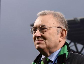 A Milano i funerali di Giorgio Squinzi