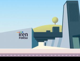 [VIDEO] Presentato l'impianto Iren Forsu-biometano a Reggio Emilia