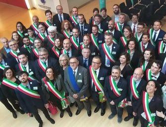 60 sindaci emiliani firmano a Bruxelles il Patto sul clima