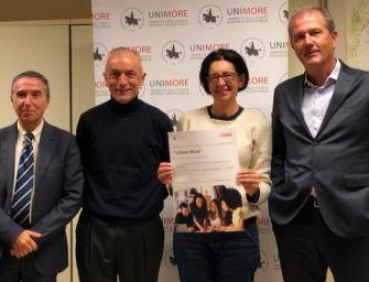 Da Conad Centro Nord un premio alla memoria di Liliano Boni per gli studenti più meritevoli di Unimore