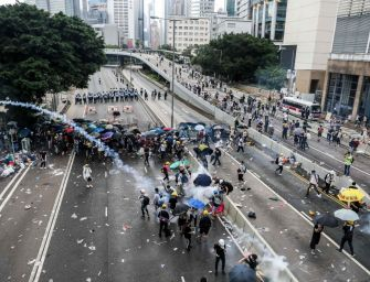 Proteste e scontri, video-intervista a una reggiana a Hong Kong