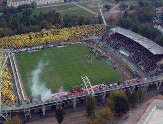 Domenica il derby Modena-Reggiana, divieti di sosta in zona Braglia