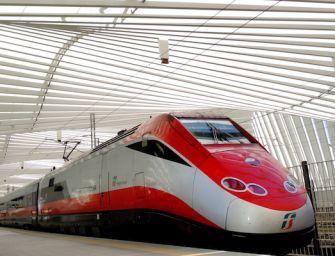 Treni AV, dal 2021 servizi integrati e scontati