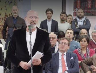 Voto, Bonaccini: sarò sindaco Emilia