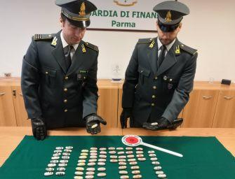 Parma. Ingoia oltre 1 kg di droga, arrestato 19enne