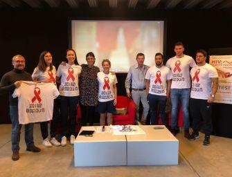 Giornata mondiale contro l'Aids: lo sport reggiano si mobilita