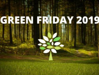 Green Friday contro il consumismo