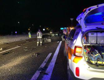 Grave incidente stradale sull'A13 tra Bologna e Altedo: tre morti, distrutta un'intera famiglia