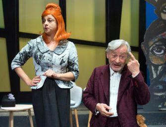 'Pensaci Giacomino!' apre la prosa a Reggio: brilla la stella di Leo Gullotta
