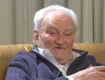 Auguri 'Diavolo', Nicolini compie 100 anni