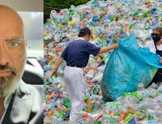 Plastic free, dietrofront Emilia