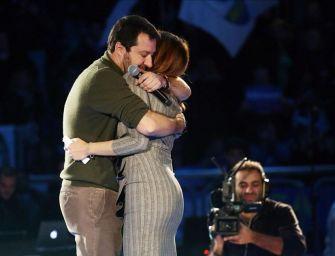 Paladozza, Salvini: presto governeremo