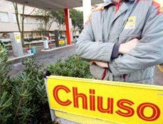 Confermato lo sciopero dei benzinai per il 6 e 7 novembre