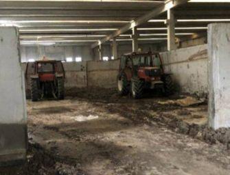 In un capannone di Fabbrico trovati 4 trattori rubati
