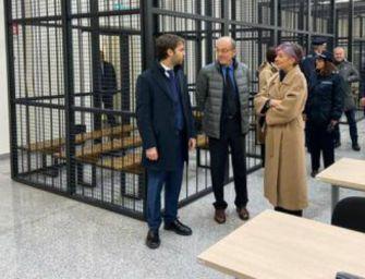 Aemilia, pronta aula bunker in carcere