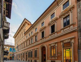 Palazzo Busetti, apre caffetteria