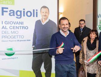 L'imprenditore reggiano Carlo Fagioli corre per la Lista civica Bonaccini