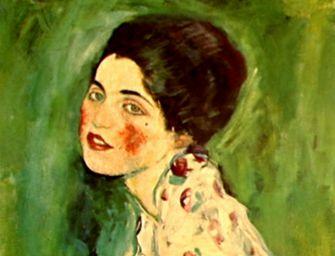 """Giallo su """"Ritratto di Signora"""" di Gustav Klimt"""