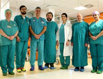Inala pezzi di castagna, bimba di 7 mesi salvata al Maggiore di Parma