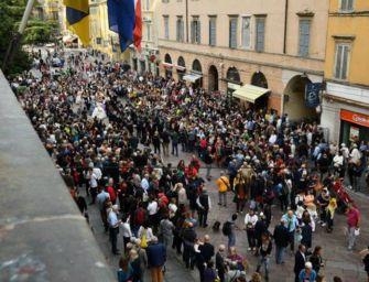 Capitale cultura 2020, si apre con la parata People of Parma