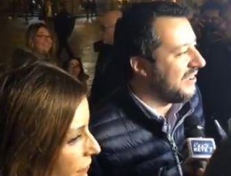 Salvini: piazza Maggiore è di tutti