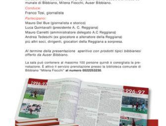 """""""Una storia Reggiana"""", il volume 4 sarà presentato a Barco di Bibbiano"""