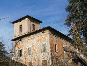 La villa di Ciro Menotti a Spezzano va in pezzi. Appello per salvarla