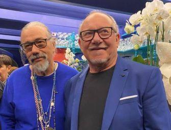 Alberto ed Enzo, storici ristoratori del Caffé Arti e Mestieri, ripartono da Crudo & Bencotto