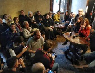 La Borgonzoni a Reggio Emilia torna sulla vicenda di Bibbiano