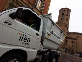 Iren: raccolta differenziata a 80,7% a Reggio