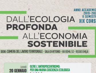 """""""Dall'ecologia profonda all'economia sostenibile"""", al via i corsi in Camera del Lavoro"""