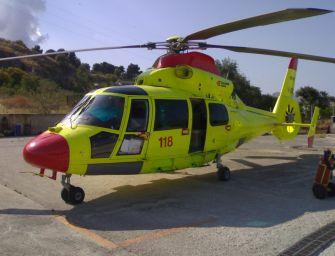 Correggio. Bimbo di 2 anni si ustiona in casa, trasportato a Parma in elicottero