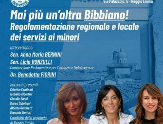 Forza Italia: mai più un'altra Bibbiano