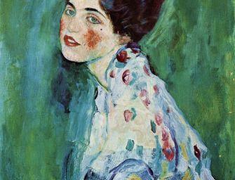 'Ritratto di signora' è di Gustav Klimt