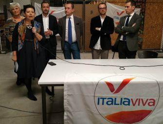 Italia Viva si è presentata a Reggio Emilia