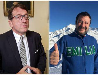 """""""Salvini? Chiacchiere e distintivo"""""""