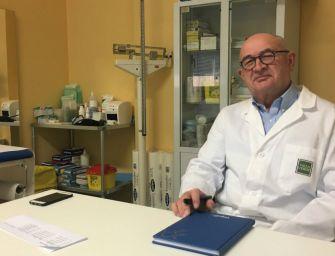 Reggio. Il chirurgo Claudio Pedrazzoli nella squadra di Villa Verde
