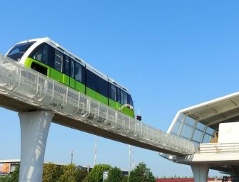 A marzo parte la navetta People Mover