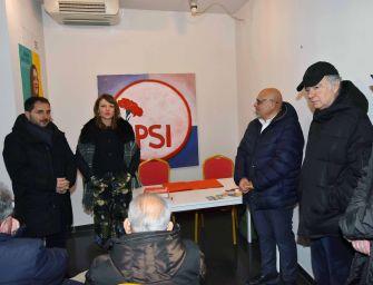 Reggio. Inaugurata la nuova sede socialista in centro storico